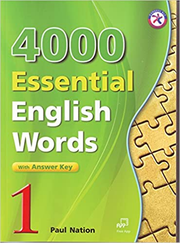 4000Essential English Words Book 1