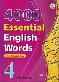 4000Essential English Words Book 4