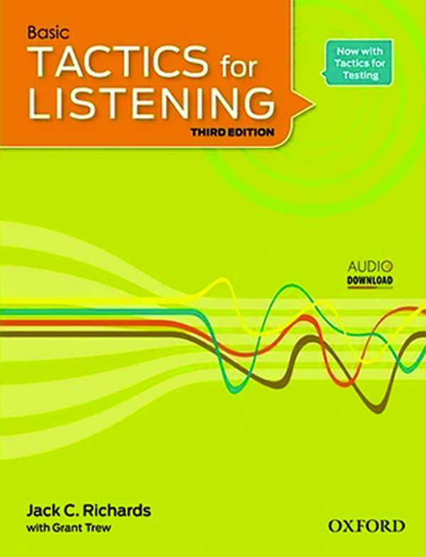 Tactics for Listening Basic
