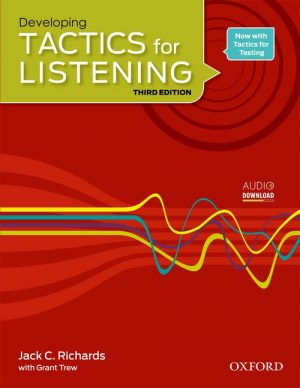 Tactics for Listening Developing