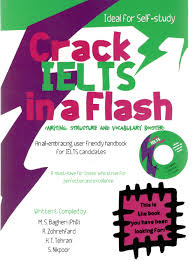 Crack IELTS in a flash writing, structure, and vocabulary Booster