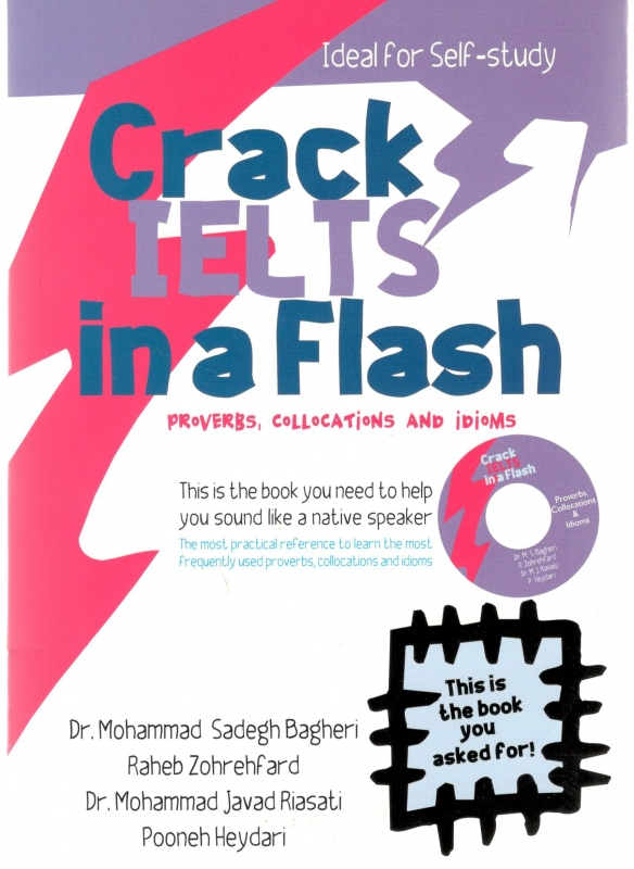 Crack IELTS in a Flash Proverbs, Collocations and Idioms