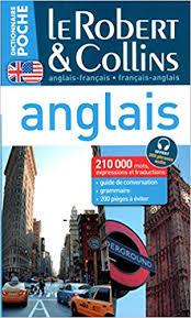 دیکشنری فرانسه - انگلیسی Le Robert & Collins poche