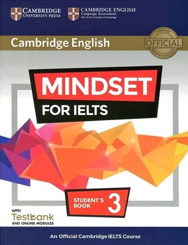 Mindset for Ielts 3