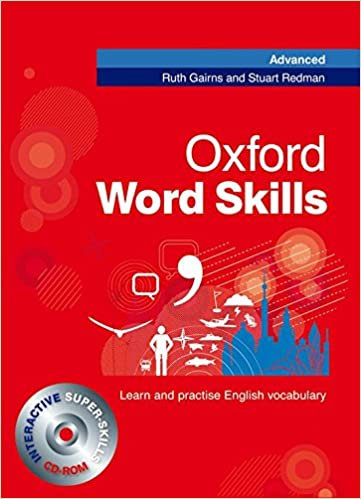 Oxford Word Skills Advanced سايز بزرگ