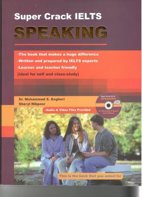 Super Crack IELTS Speaking