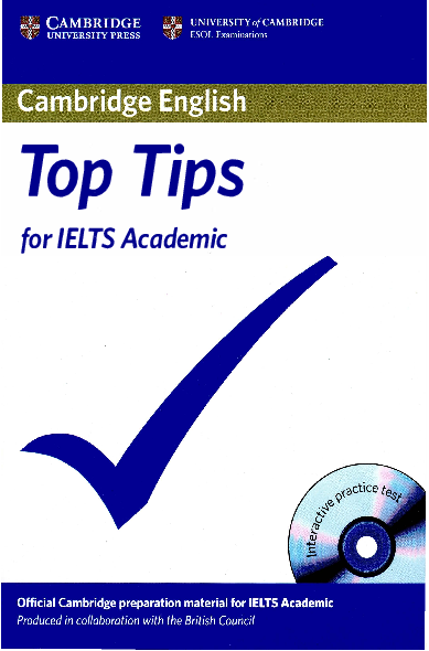 Top Tips for IELTS Academic