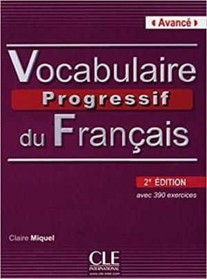 vocabulaire progressif du francais niveau avance