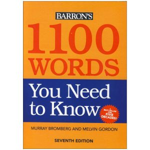 1100Words You Need to Know 7th-Barrons