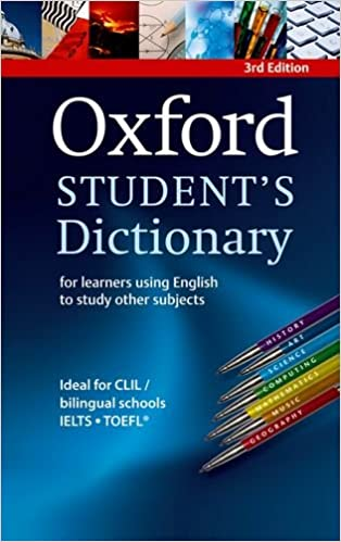 Oxford Students Dictionary new edition