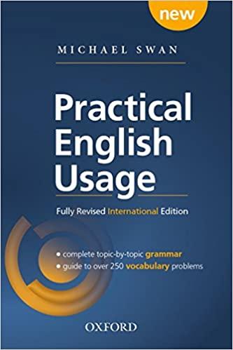 Practical English Usage 4th