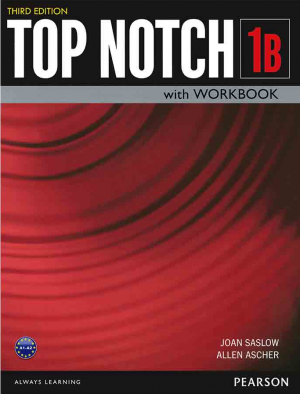 Top Notch 1B 3rd edition