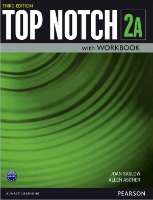 Top Notch 2A 3rd edition
